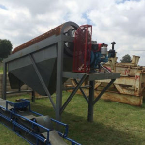 3m x 1m Trommel Screen