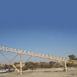 Conveyors for Crushing Plants