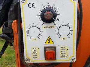 ERIEZ Dry Drum Electromagnetic Separator