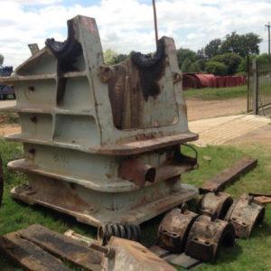 Hadfields 36 x 26 Jaw Crusher