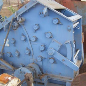 Hazemag APK 0806 HSI Crusher, Horizontal Shaft Impact Crusher