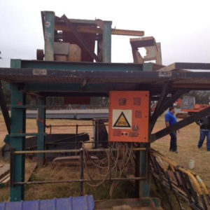 Hazemag APK 1010 HSI Crusher, APK 1010 Horizontal Shaft Impact Crusher