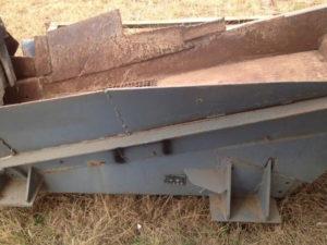 Hazemag APK 1010 HSI Crusher, APK 1010 Horizontal Shaft Impact Crusher