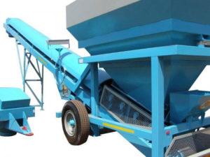 Karoo 30 Mobile Concrete Batching Plant