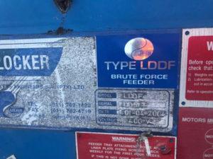 Lockers 3.5m x 600mm Pan Feeders