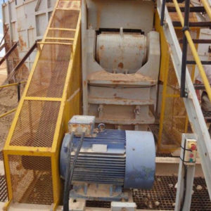 Primary Section – Telsmith 18 x 32 Jaw Crusher with Bin, VGF & Discharge Conveyor