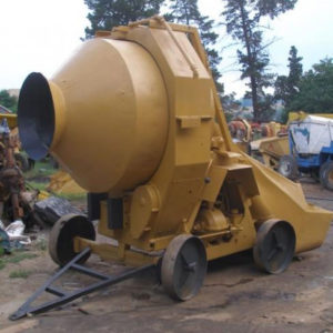 Winget 400R Concrete Mixer