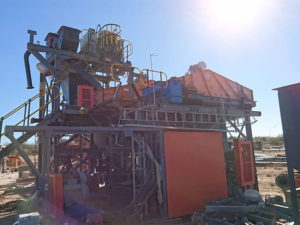 50tph DMS Complete Mining Plant
